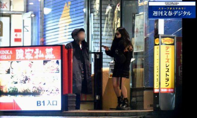 【エンタメ画像】【炎上】AKB48田野優花が二股交際&車内接吻激写 文春砲炸裂で解雇待ったなし