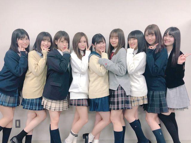 【エンタメ画像】【画像】この女子高生9人のうち1人だけ指名できるとしたらどの子にする?