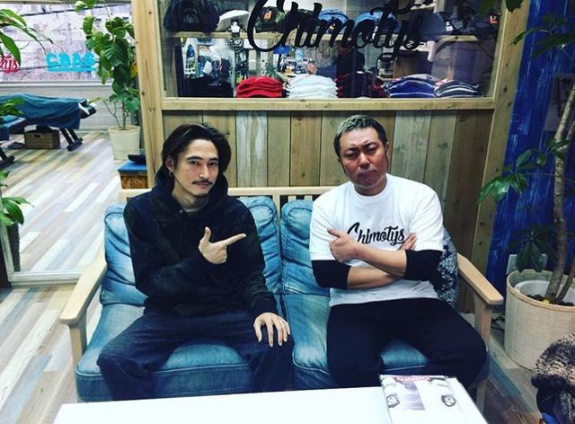 【エンタメ画像】【朗報】窪塚洋介さん、うまい具合に歳をとる(画像あり)