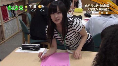 【エンタメ画像】学生が中学生達に性授業☆☆☆☆☆☆【画像あり】
