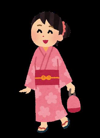 yukata_woman