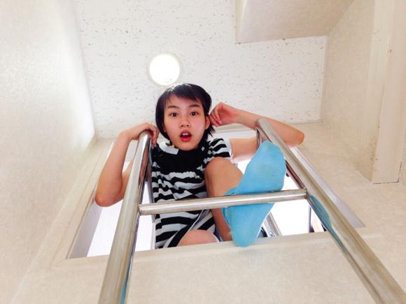 【エンタメ画像】【朗報】能年玲奈、ブログに際どい写真を載せ始める(画像あり)