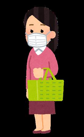 shopping_mask_woman