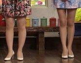 日テレ水卜アナと徳島アナの脚の比較wwwwww(画像あり)