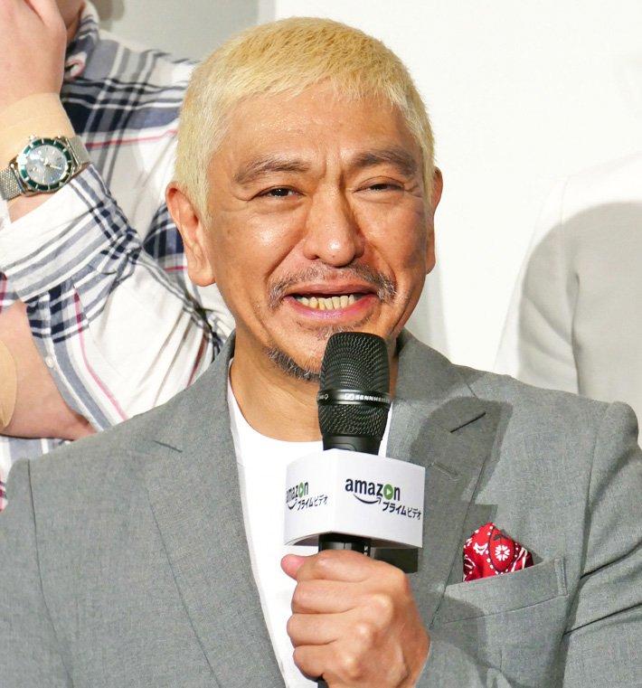 【エンタメ画像】松本人志「関東の芸人にもM―1の審査員のオファーを出してるけど断られる」