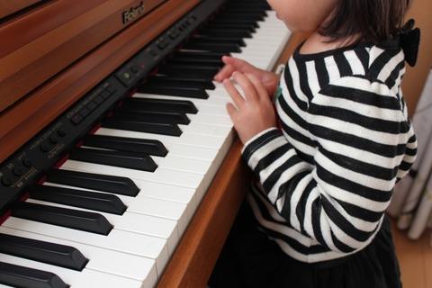 習い事ピアノ