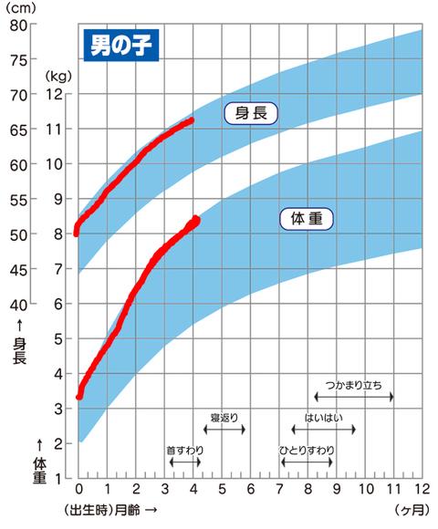 成長曲線(4)