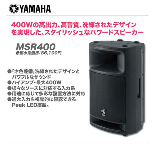 MSR400