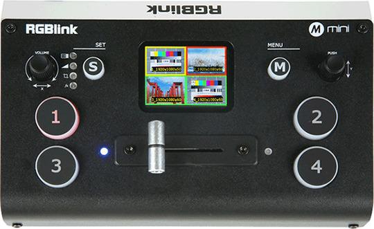 RGBlink_mini