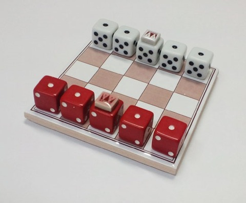 dice king Chess