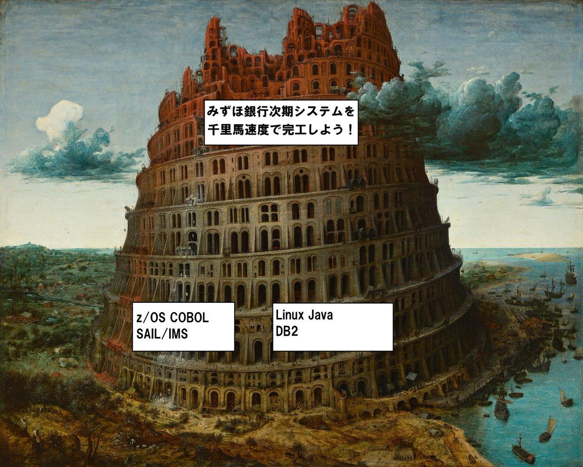 みずほのシステム建造物(通称 桜田ファミリア)、 本家サグラダ・ファミリアに先立ち完成見込み