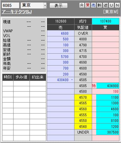 板: 6085 アーキテクツSJ2