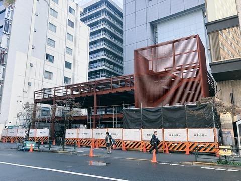 裏社会の住人たちの命を飲み込んだ真珠宮ビル跡地、すっかり小奇麗なフードホール(FOOD HALL BLAST!TOKYO)に