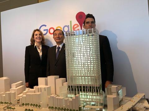 渋谷ストリーム家主の東急グループ、超優良店子のGoogle日本法人を獲得