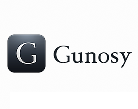 gunosy_iphone_logo
