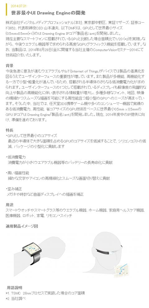 (株)ディジタルメディアプロフェッショナル