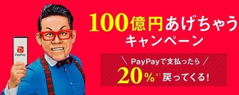 ビックカメラ、PayPay100億円特需に乗じて一部便乗値上げか