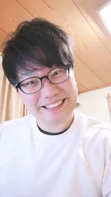 【岡山の星野源】おいら氏、笑顔の練習をする08