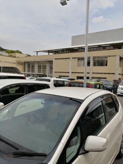 新型コロナワクチンを岡山の県営接種会場でモデルナ筋注02
