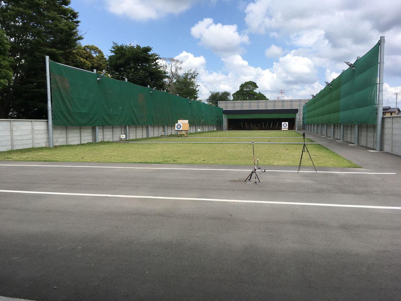運動 公園 笠松