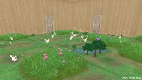 その後の養鶏場