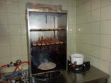 禁断のキッチン燻製
