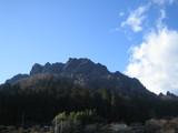 妙義山 全景