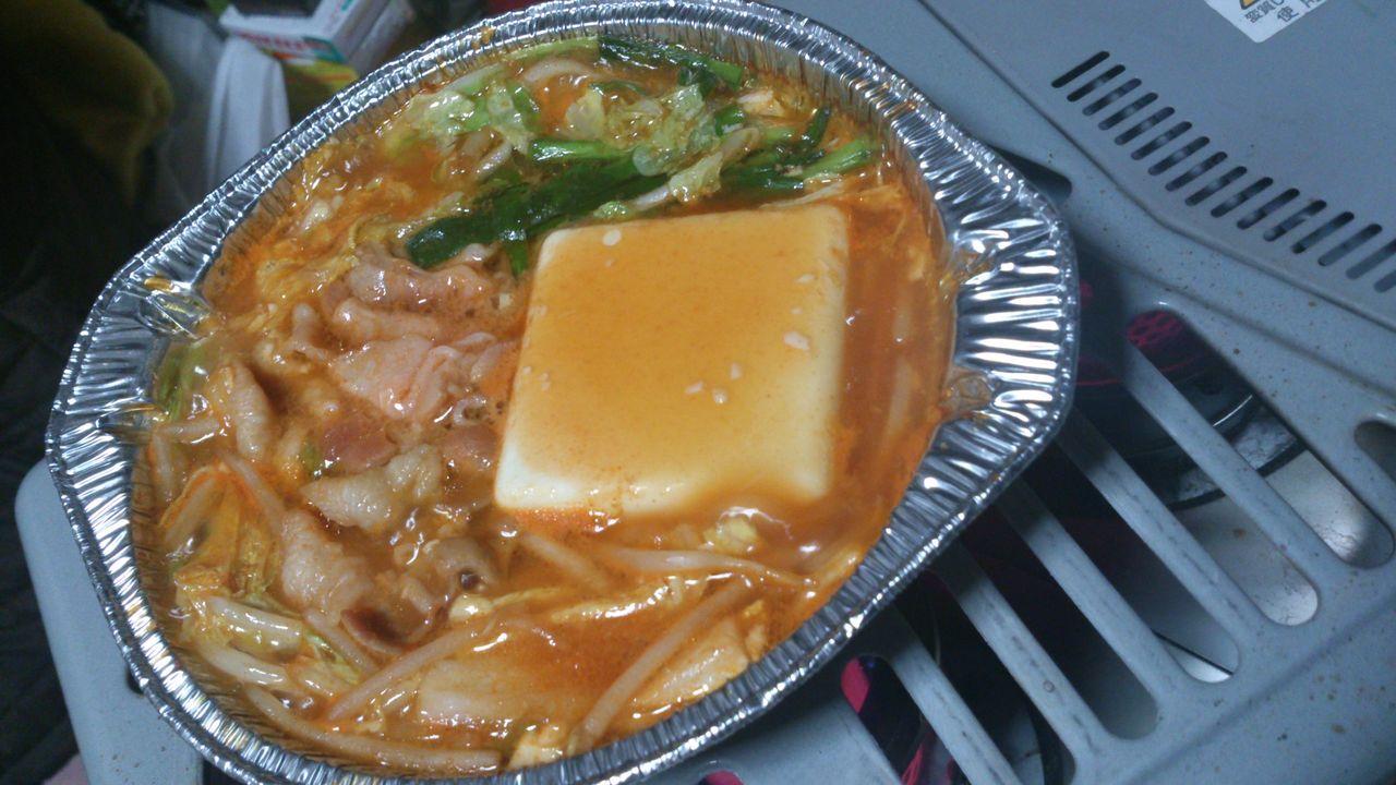 セブンイレブンの「なめらか豆腐と豚肉のチゲ鍋」うますぎワロタwwwwwwwwwwwwwwww
