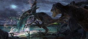 JurassicWorld_MosasaurusEatsIndominusRex