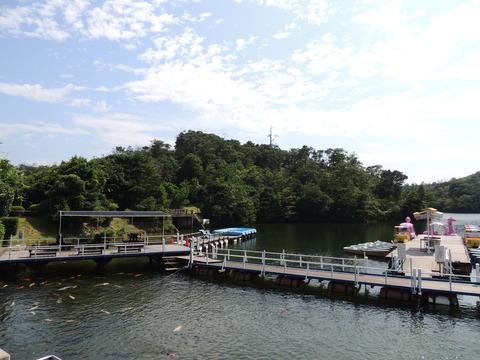 蟠竜湖 現在