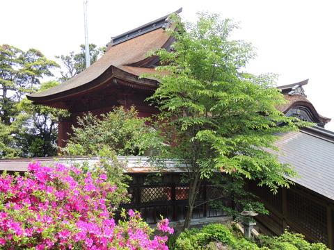 益田市 高津柿本神社2014052