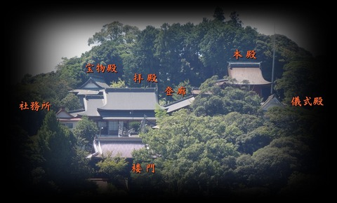 高角橋と高津柿本神社 解説s