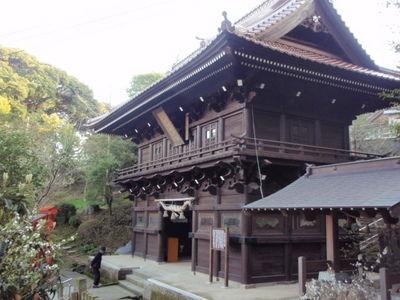 柿本神社楼門