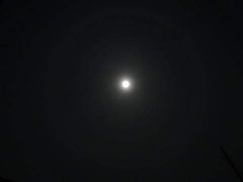 月暈 益田市20150305