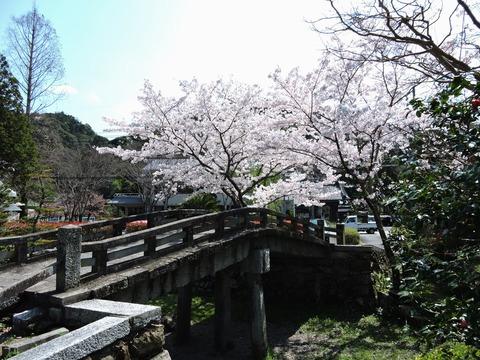 益田市妙義寺太鼓橋