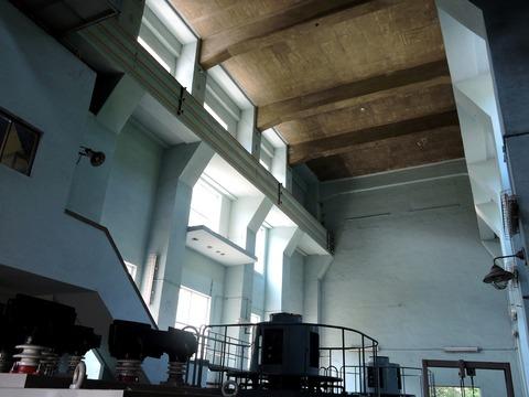 澄川発電所 内部2