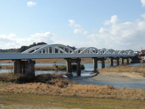 高角橋 5連のアーチ 土木学会的解釈