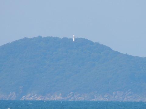 高島 灯台 益田市