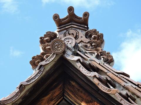 益田市立歴史民俗資料館 鬼瓦