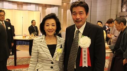 増田俊也と櫻井よしこ 2