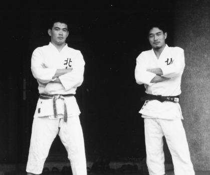 増田俊也と東英次郎