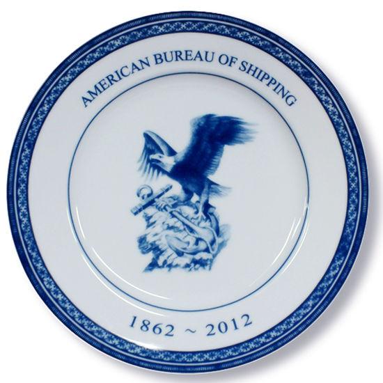 ドバイで開かれた米 abs社の150周年祝賀会の記念品に 横濱増田窯 official