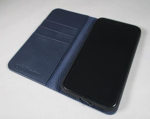 SHIELDON iPhone X ケース 手帳型オートスリープ対応03