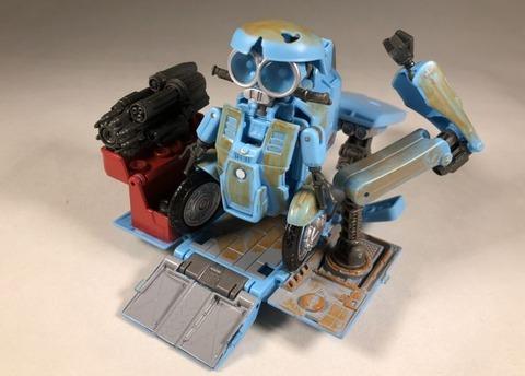 オートボット スクィークス40
