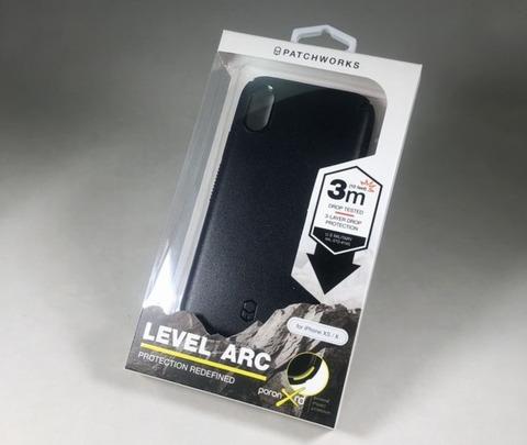LEVEL ARC iPhone X20