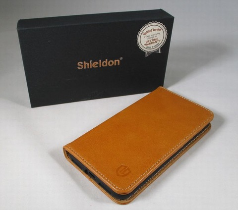 SHIELDON 手帳型本革ケース19