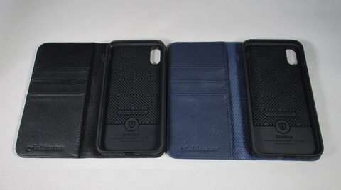 SHIELDON iPhone X ケース 手帳型オートスリープ対応07