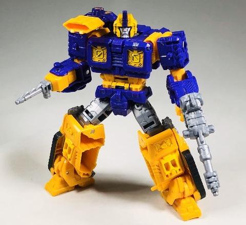 オートボット インパクター35
