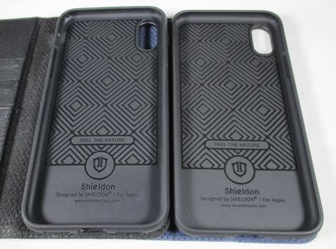 SHIELDON iPhone X ケース 手帳型オートスリープ対応08