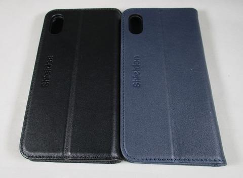 SHIELDON iPhone X ケース 手帳型オートスリープ対応06